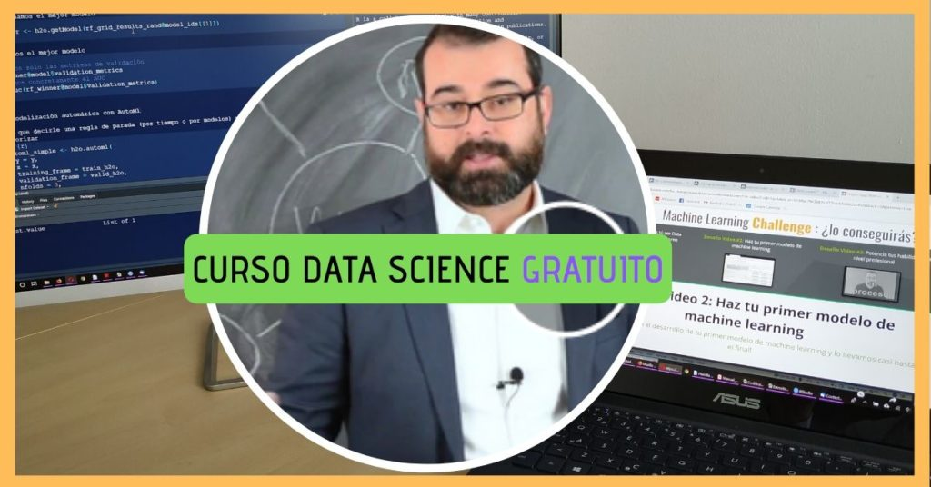 Curso GRATIS Data Science